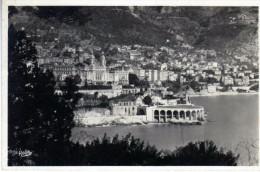 2593 Postal  Monte Carlos  Vista  De La Ciudad - Monte-Carlo