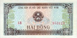 Vietnam 2 Dong 1981-82 Pick 85 UNC - Vietnam