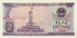 Vietnam 2 Dong 1985 Pick 91 AUNC - Vietnam