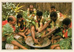 ISOLE  FIGI     CERIMOMIA  DEL  KAWA     (NUOVA CON DESCRIZIONE DEL SITO SUL RETRO) - Figi