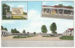 Butler's Motor Court, Jacksonboro, South Carolina - Etats-Unis