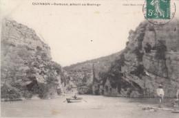 04 - QUINSON / REMOUS AMONT AU BARRAGE - Otros Municipios