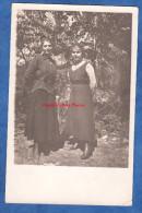 CPA Photo - FOCSANI - Portrait De Sabina ROSENSTOCK Et Une Amie - 1917 - Romania