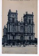 2593 Postal   Francia  Vitry Le François  La Catedral - Vitry-le-François