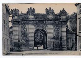 2593 Postal   Francia  Vitry Le François Puerta Del Puente - Vitry-le-François
