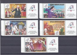 MADAGASCAR. Bicentenaire de la R�volution fran�aise et Philexfrance 89