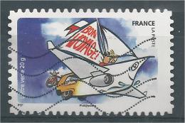 "France, Greetings, ""Bon Voyage"", 2014, VFU - France"
