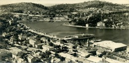DUBROVNIK - GRUZ - Carte Panoramique De 1961 - Croatia
