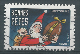 "France, Greetings, ""Bonnes Fêtes"", 2014, VFU - France"