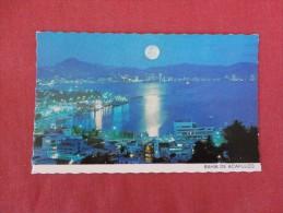 > Mexico  Moonlight  Bahia De Acapulco -ref 1757