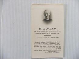 Image Pieuse Mortuaire Gouablin - Religion & Esotericism