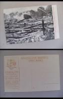 Cartolina Ufficiale Dell'Esposizione Di Milano 1906 - L'Arte Decorativa Italiana Dopo L'incendio Del Mattino 3 Agosto. - Non Classificati