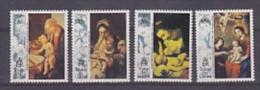Tristan Da Cunha 1993 Christmas 4v ** Mnh (20451) - Tristan Da Cunha