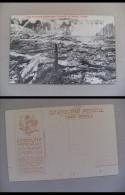 Cartolina Ufficiale Dell´Esposizione Di Milano 1906 - L´Arte Decorativa Italiana Dopo L´incendio Del Mattino 3 Agosto. - Non Classificati