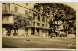 DAKAR - COIN DE LA PLACE PROTET - Sénégal