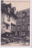Quimper Vieilles Maisons De La Place Médard Les Laitières - Quimper