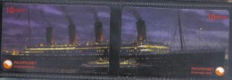 PACIFICNET AUSTRALIA 1998 PHONECARD  ( TITANIC ) 2 LIMITED EDITION CARD  2 / 3 OF 2000 - Australia