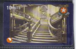 PACIFICNET AUSTRALIA 1998 PHONECARD  ( TITANIC ) LIMITED EDITION CARD 9 OF 2000 - Australia