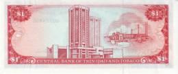 TRINIDAD & TOBAGO P. 36d 1 D 1985 UNC - Trinidad & Tobago