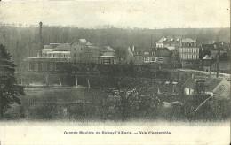 Grands Moulins De Boissy L Aillerie Vue D Ensemble - Autres Communes