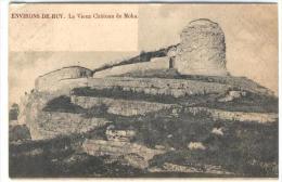 Les Environs De Huy Le Vieux Chateau De Moha 1902 - Wanze