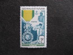 Wallis Et Futuna: A).  TB N° 156,  Neuf X . Cote = 9 Euros. - Wallis-Et-Futuna