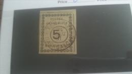 LOT 250976 TIMBRE DE COLONIE MADGASCAR OBLITERE N�8 VALEUR 45 EUROS