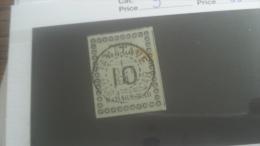 LOT 250977 TIMBRE DE COLONIE MADGASCAR OBLITERE N�9 VALEUR 60 EUROS