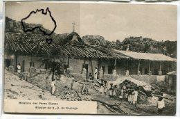 - Tanzanie - Missions Des Pères BLANCS, Mission De Kamoga, Peu Courante, Précurseur, Non écrite, Ancienne, TBE, Scans. - Tanzanie