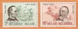 COB  1729/1730  (MNH)  (Lot 344) - Belgique