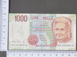 ITALY  1000  LIRE  1990     -    (Nº11417) - 1000 Lire