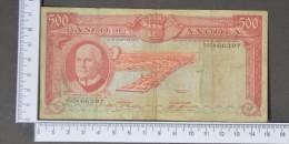 ANGOLA  500  ESCUDOS  1970     -    (Nº11432) - Angola