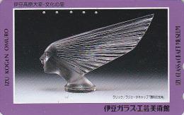 Télécarte Japon / 290-40224 - ART NOUVEAU - RENE LALIQUE FRANCE - MUSEE DU VERRE - Japan Phonecard Bijou Jewel 109 - Mode