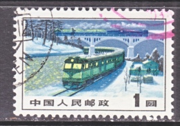 PRC   1177    (o)  TRAIN - 1949 - ... People's Republic