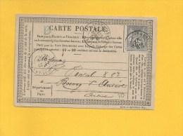 Carte Postale Précurseur ARMENTIERES NORD - Storia Postale