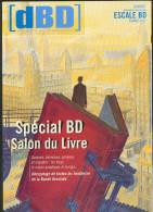 No PAYPAL !! : Schuiten DBD Salon Du Livre SPIROU Loustal Boucq Geluck Juillard Moebius ( Gir )+ Le Manga ,Éo 2008 NEUF - Autre Magazines