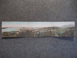 9319-PANORAMIC VIEW OF BAR HARBOR - MAINE - TRIPLE - Stati Uniti