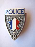 INSIGNE POLICE NATIONALE ETAT EXCELLENT