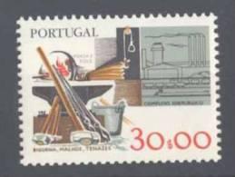 1982 Portogallo, Strumenti Di Lavoro Serie Ordinaria , Serie Completa Nuova (**) - 1910-... República