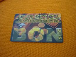 Coin/Gold - Greece Prepaid Phonecard - Timbres & Monnaies
