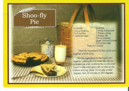 Recipe  Shoo-fly Pie - Recipes (cooking)