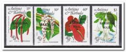 Antigua En Barbuda 1984, Postfris MNH, Flowers - Antigua En Barbuda (1981-...)