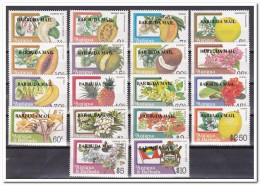 Antigua En Barbuda 1983, Postfris MNH, Flowers - Antigua En Barbuda (1981-...)