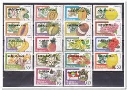 Antigua En Barbuda 1983, Postfris MNH, Fruit - Antigua En Barbuda (1981-...)