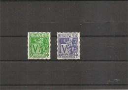 Congo belge ( 268/69 XXX -MNH)