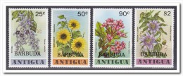 Antigua En Barbuda 1978, Postfris MNH, Flowers - Antigua En Barbuda (1981-...)