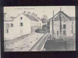 21 Vitteaux Rue Basse Saint Jean édit. Coqueugniot N° 2 , Café Restaurant Decailly - Otros Municipios