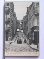 BOULOGNE SUR MER (62) - LA RUE DU FORT EN BOIS - ANIMEE - Boulogne Sur Mer