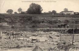SAVONNIERES En PERTHOIS    La Carriere Des Fusees - Autres Communes