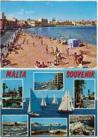 2 Postcards  Birzebbugia Size 10/15 - Malte
